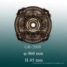 Elegante Polyurethan-Celing-Medaillons für Celing-Dekoration