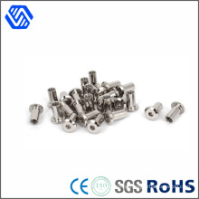 Pan Head Hex Socket Rivets Polished Stainless Steel Rivet