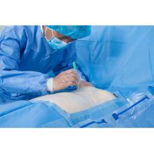 Drape de paquet chirurgical chirurgical stérile jetable