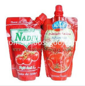 Tomato Ketchup Doy Pouch