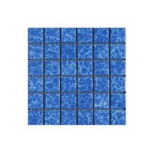 Piscina azulejos azul para la venta