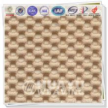 0626 Tecido de poliéster poliéster em poliéster 3D