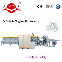Safe Ce Glass Lid Tempering Furnace