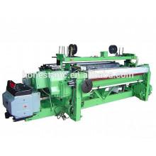 Auto rapier loom weaving fabric with tucking device