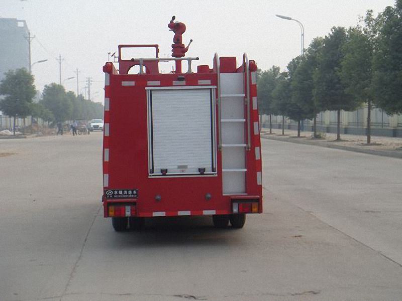 Fire Truck Fire Engine 32