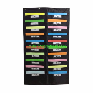 20 Pockets Hanging File Folder Organizer