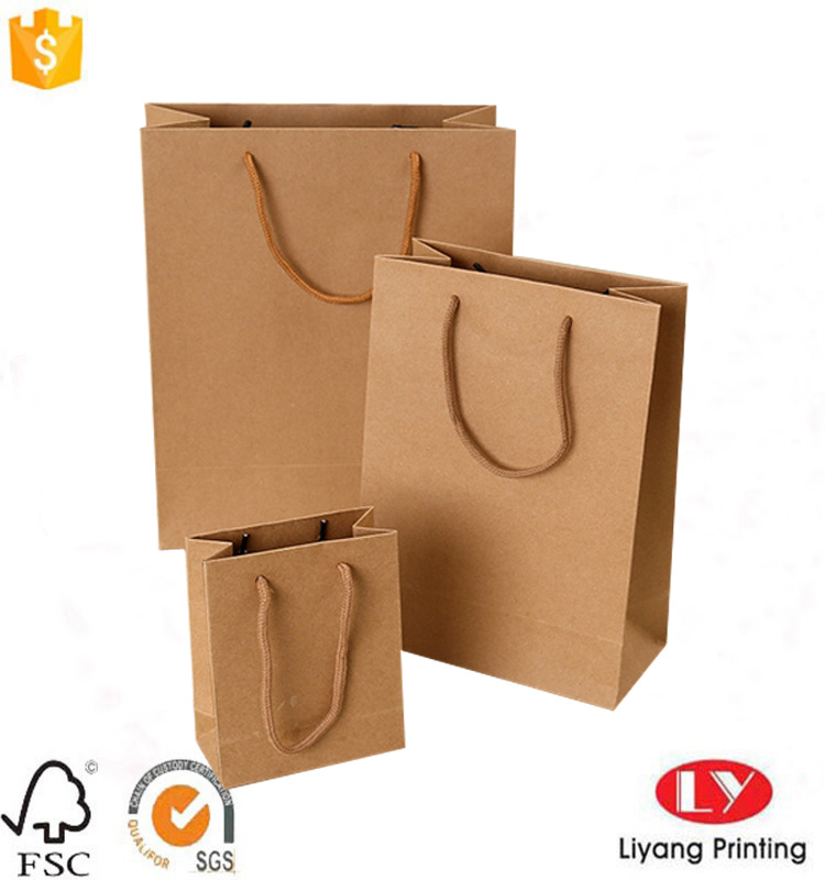 shopping packaging bag