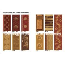 Machine Made Wilton Broad Loom Carpets