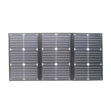 2016 Hot selling 60W flexible sunpower folding cheapest the solar panel