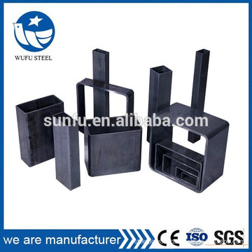 Best price hollow section welded 30*15 steel tube made in China