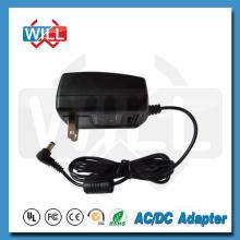 Salida de 3v a 24v adaptador de corriente EE.UU.