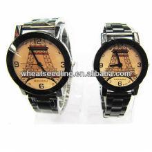 Relógio de liga de presente de alta qualidade definido para casais JW-53