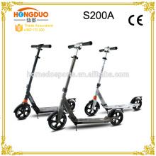 Tecnologia especializada por atacado 2 rodas mini scooter kickback adulto