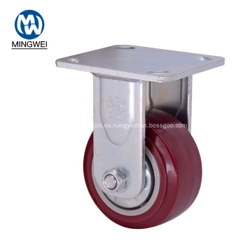 Rueda giratoria de bola de 4 pulgadas para trabajo pesado