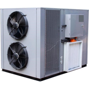 Energy-efficient heat pump dryer dehydrator for fruit and vegetable