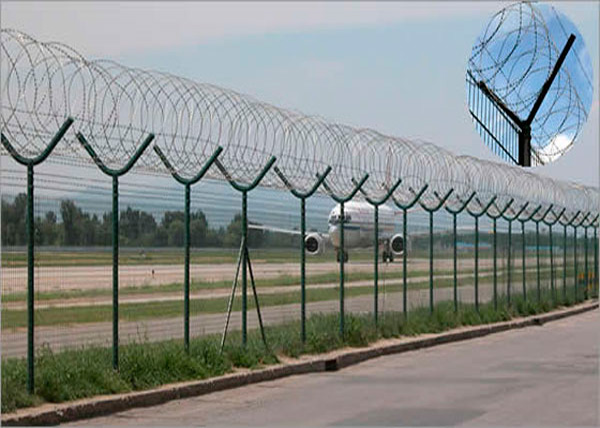 Airport mesh  Fence