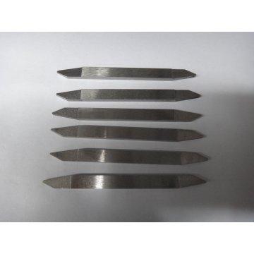 Electrodo de tungsteno y el electrodo de tungsteno de cara