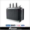 Oil Type Three Phase 11kv 33kv 1000kVA Power Transformer and Distribution Transformer