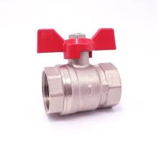 PN25 brass ball valves