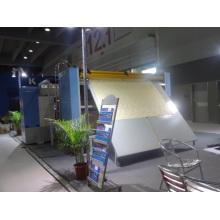 Coupeur de matelas électrique PLC industriel 2400mm