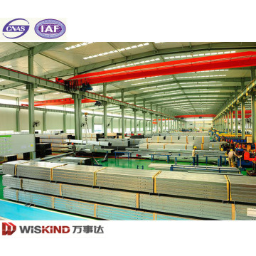 Long Life Plant of Steel Structure Construction Steel Structure Factory