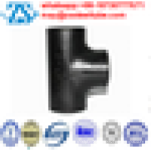 schedule 40 black steel tee pipe fitting and fittings made in China