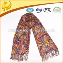 high quality and hot sell large pashmina shawls wool
