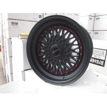 Black BBS RS wheel