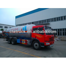 FAW 23.3 CBM LPG gas tank truck price