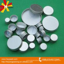 Vedação de tampa de alumínio