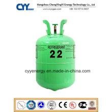 Gás refrigerante misturado de alta pureza de refrigerante R22