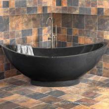 Baignoire de baignoire en étain antique de conception populaire avec 15 ans de fonderie