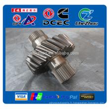 Pièces détachées camion Donfeng / pièces d'engrenage cylindrique actif