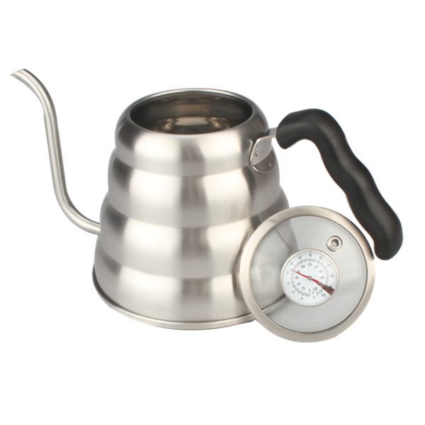 With Thermometer Pour Over Coffee Kettle
