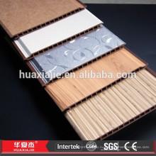 Стена из высококачественной высококачественной ПВХ-панели