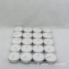 50szt Plastikowa torba 10g Tea Light Candle