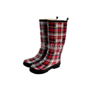 Ladies 'Rubber Rain Boots