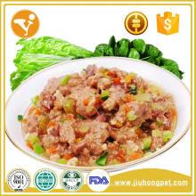Hot 100% Rawhide Material Dog Gato Trata / Snack / Alimento Venta al por mayor Bulk Pet Food