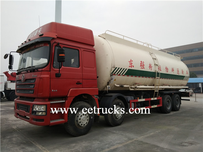 Bulk Powder Tank Trucks