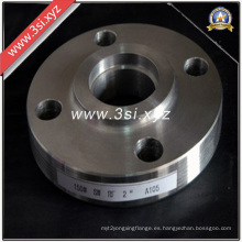 Brida de soldadura de zócalo de acero al carbono ANSI (YZF-E377)