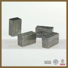 Segmento de diamante atacado China para mármore, granito, pedra