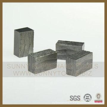 Gros Segment de diamant de la Chine pour le marbre, le granit, la pierre