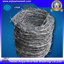 Construction Materials Galvanized Steel Iron Barbed Wire