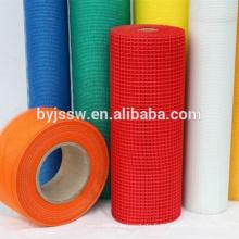 Maille de fibre de verre pour la construction / maille de fibre de verre pour imperméabiliser