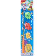 Plástico de la educación de la succión magnética de agua de juguete de pesca de agua