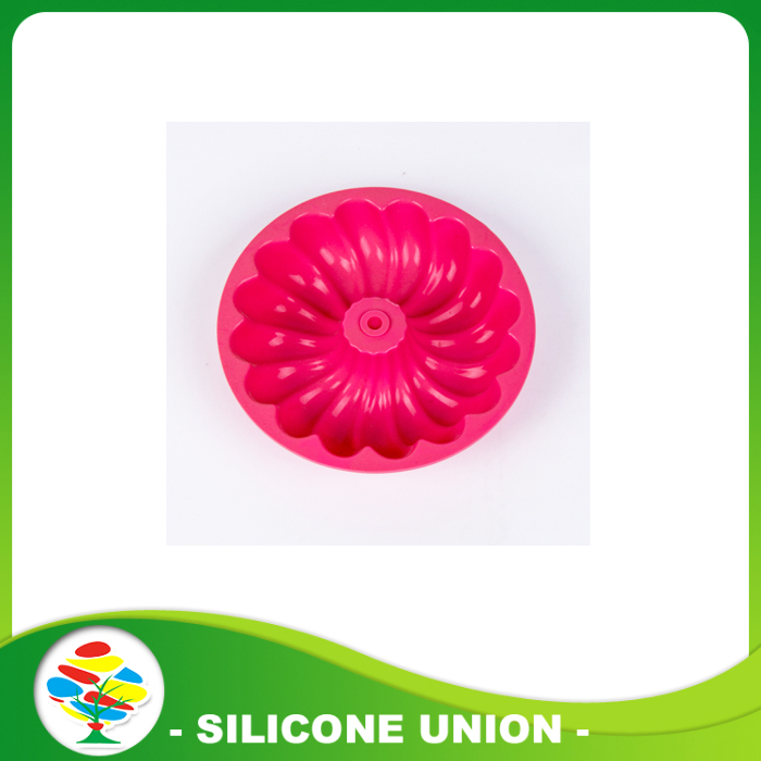 New Design silicon cake mold