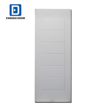 Fangda stainless interior steel door design