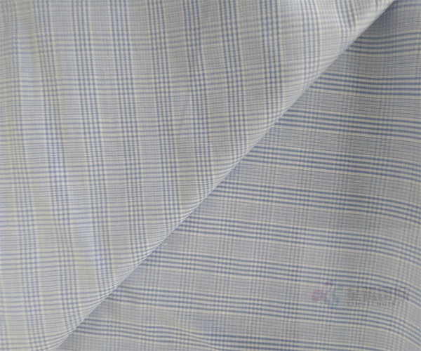 Plain Striped Soft 100% Cotton Fabric Textile4
