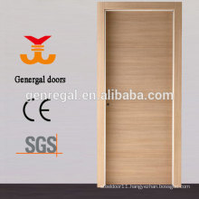 Hollow chipboard core wood door