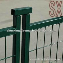 Usine de clôture de construction temporaire du Canada